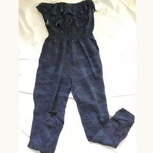 Forever 21 Blue jumpsuit size XS